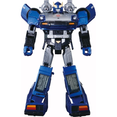 Transformers News: Takara Tomy Masterpiece MP-18B Blue Streak
