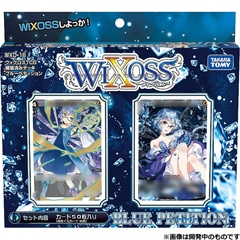 WXD-16 ウィクロスTCG 構築済みデッキ BLUE PETITION